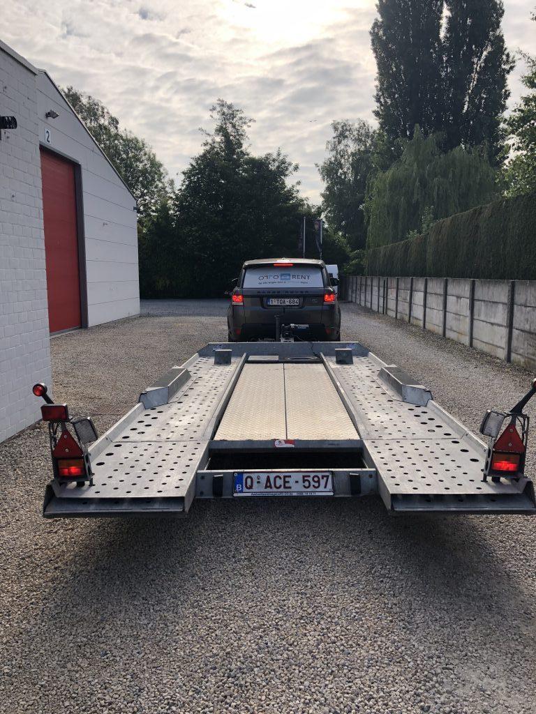 aanhangwagen trailer huren waregem ottorent